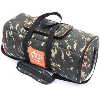 Case Bolsa Bag Camoo Som  Partybox 100 Almofadada Resistente