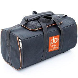 Case Bolsa Bag Som Partybox 310 Com Bolso Cabos Almofadada