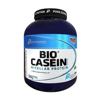 Caseína - Bio Casein c/ Stevia (2Kg) - Performance Nutrition