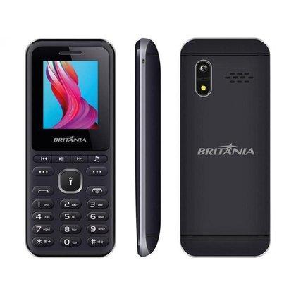 Celular Britânia BCE01 Dual Chip Bluetooth
