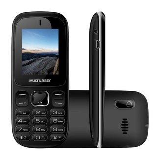 Celular Multilaser UP 3G Dual Chip - Câmera Integrada Rádio FM Desbloqueado