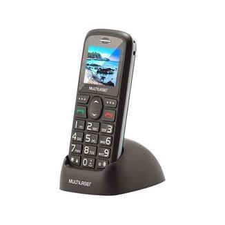 Celular Multilaser Vita 3G Dual Chip 128MB Bluetooth com Base Carregadora Desbloqueado