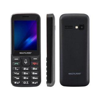 Celular Multilaser Zapp Dual Chip 3G Rádio FM