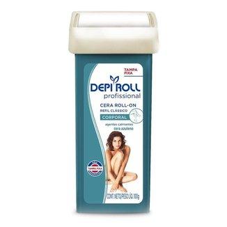 Cera DepiRoll Depilatória Corporal Roll-On 100g