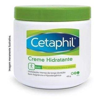 Cetaphil Creme Hid Corp Extremamente Seca E Sensível 453g