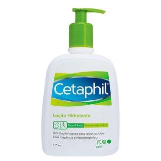 Cetaphil Loção Hidratante Pele Normal a Seca - Hidratante Corporal 473ml