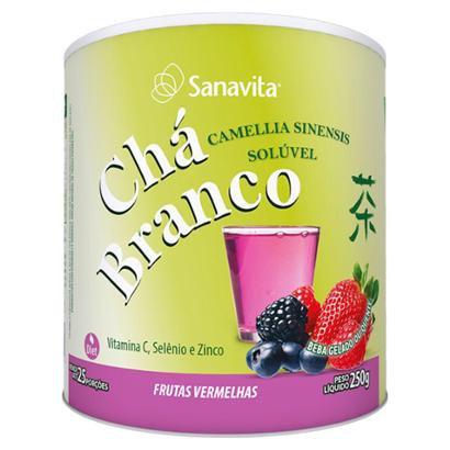 Chá Branco 250 g - Sanavita