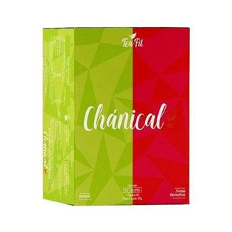 Chá Chánical 60 Sachês - Tea Fit