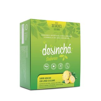 Chá Desinchá Sabores 30 Sachês - Desinchá