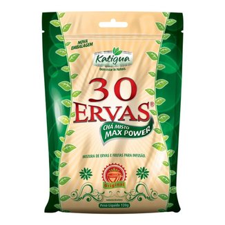 Chá misto 30 Ervas - 120 Gramas - Katigua