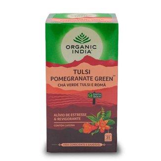 Chá Tulsi  25 saches  Organic India