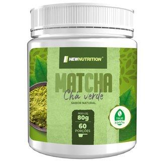 Chá Verde Matcha 80g NewNutrition