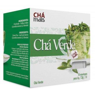 Chá Verde Natural Cx. com 10 Sachês