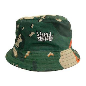 Chapéu Bucket Hat Chronic Camuflado De Ref 002