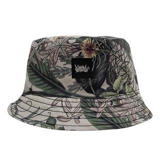 Chapéu Bucket Hat Chronic Floral Florido