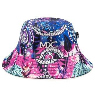 Chapéu Bucket Hat MXC BRASIL Estampado Full Print