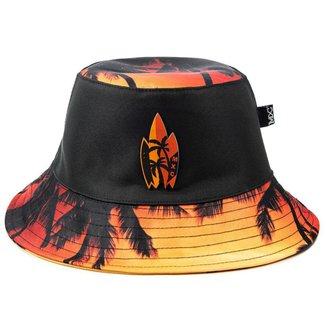 Chapéu Bucket Hat MXC BRASIL Prancha de Surf California