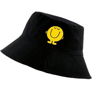 Chapéu Bucket Hat New Unissex Mr. Happy Kick