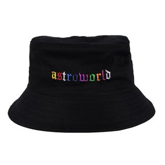 Chapéu Bucket Skull Clothing Astroworld