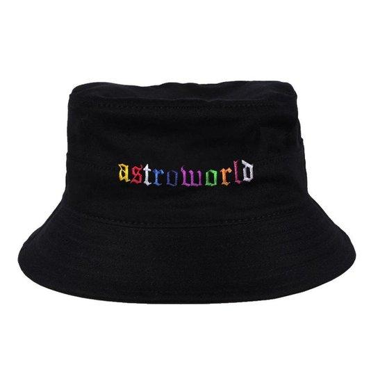 Chapéu Bucket Skull Clothing Astroworld - Incolor