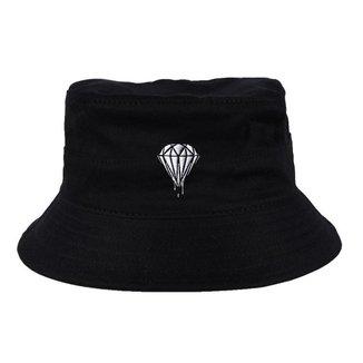 Chapéu Bucket Skull Clothing Diamond