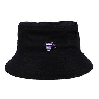 Chapéu Bucket Skull Clothing Purple Juice