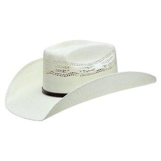 Chapéu de Palha Texas Diamond Copa Quadrada 25015