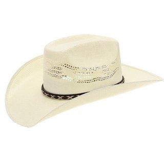 Chapéu de Peão Bangora Texas Diamond Copa Quadrad