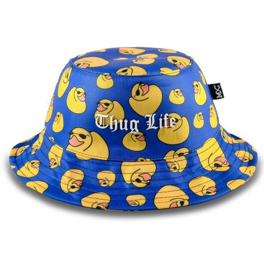 Chapéu MXC Brasil Bucket Hat Original Lines Masculino - Preto