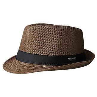 Chapéu Panamá Khatto Brown
