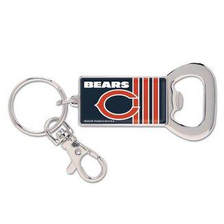Chaveiro Abridor de Garrafas NFL Chicago Bears