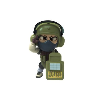 Chibi Blitz R6 Siege Ubisoft