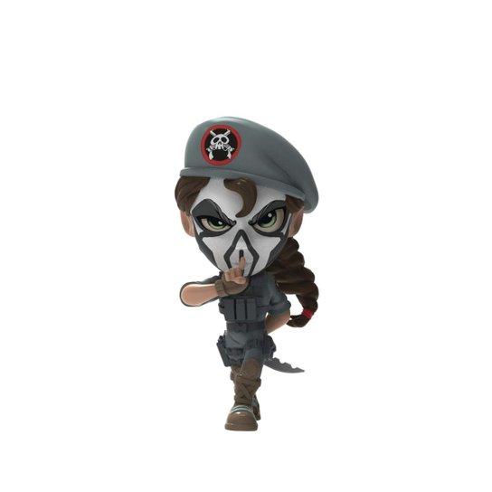 Chibi Caveira R6 Siege Ubisoft - Colorido
