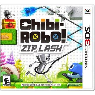 Chibi-Robo!: Zip Lash - 3Ds