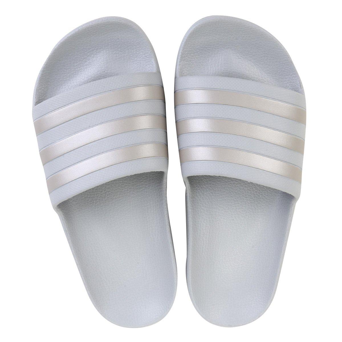 Qué agencia fatiga  Chinelo Adidas Adilette Aqua Feminino | Netshoes