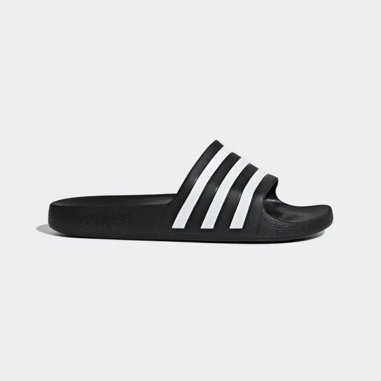 Chinelo Adidas Adilette - Preto+Branco