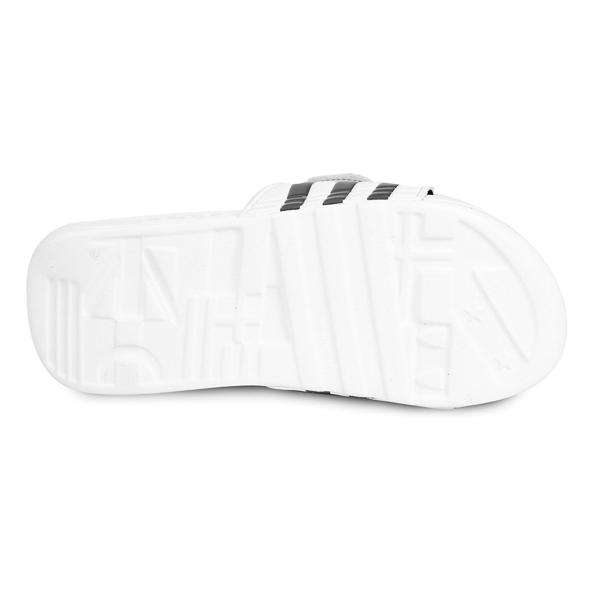 Adissage Adidas Branco Adidas Chinelo Chinelo Cinza e Branco Adissage nTFqgg