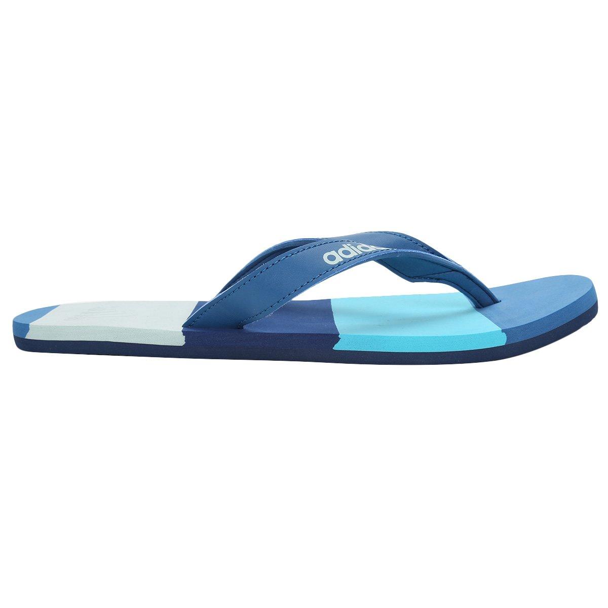 Adidas Chinelo Chinelo Adidas Striped Azul Eezay Azul Eezay Striped ngnqUvp
