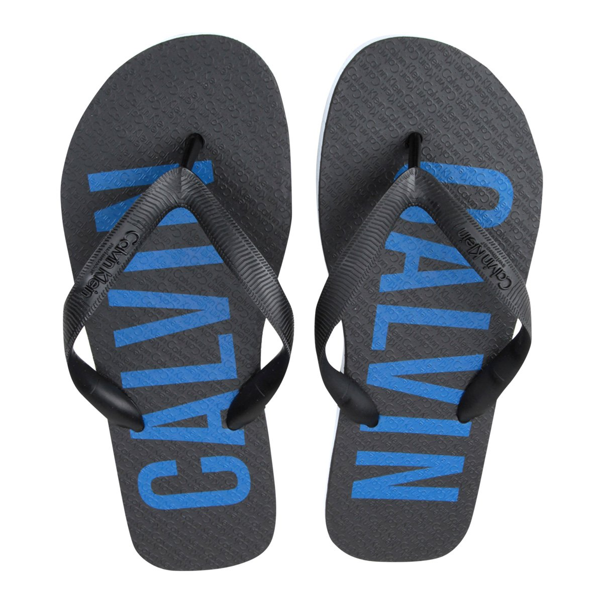 c761751cfb Chinelo Calvin Klein Logo Masculino | Netshoes