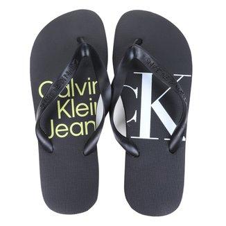 Chinelo Calvin Klein Silk Ckj Masculino