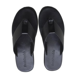 Chinelo Couro StockSandals Colby Masculino