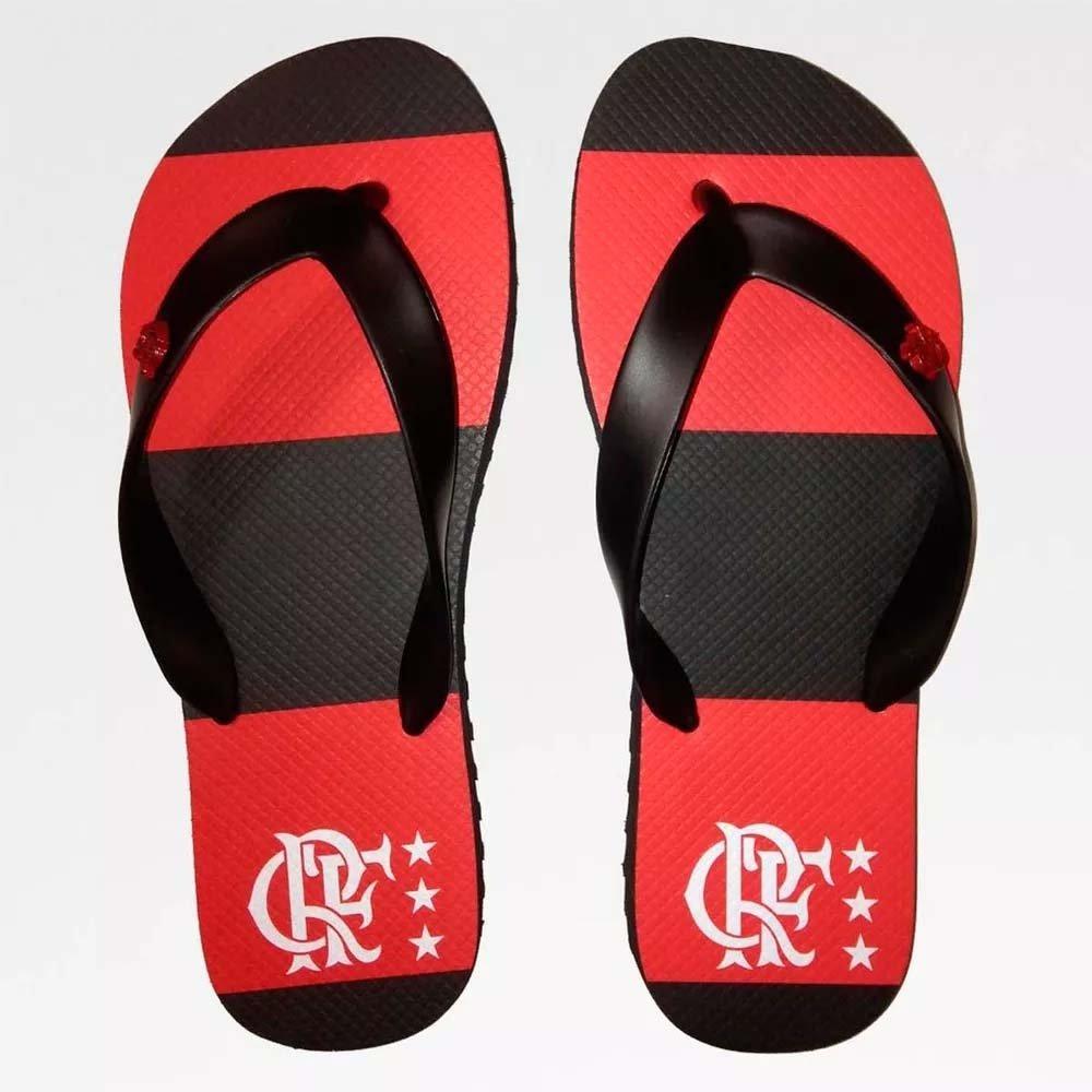 Preto Chinelo Flamengo Chinelo Flamengo 81 Manto Infantil P466ZS