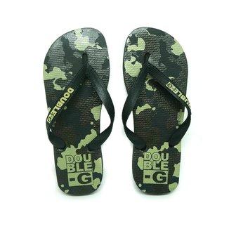 Chinelo Flip Flop Double-G Camuflado