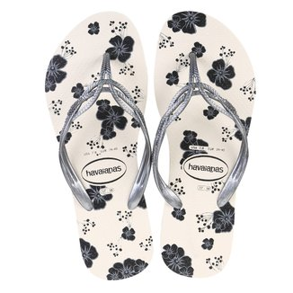 Chinelo Havaianas Flash Sweet Flores Feminina