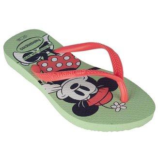 Chinelo Havaianas Slim Disney Feminino