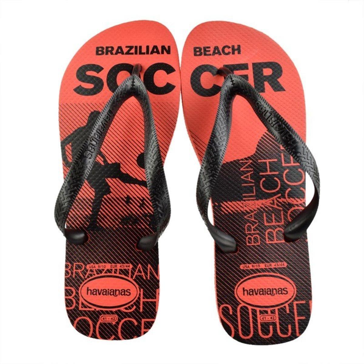f9197bdb94ac9 Chinelo Havaianas TOP Athletic Masculino - Vermelho - Compre Agora ...