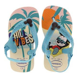Chinelo Infantil Baby Disney Classics Havaianas - 4137007