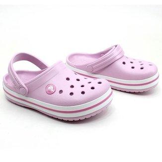 Chinelo Infantil Crocs Crocband Clog