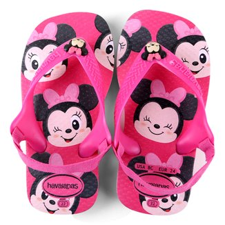 Chinelo Infantil Havaianas New Baby Disney Classic