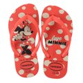 Chinelo Infantil Havaianas Slim Disney Minnie Feminino